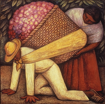 diego-rivera-the-flower-carrier